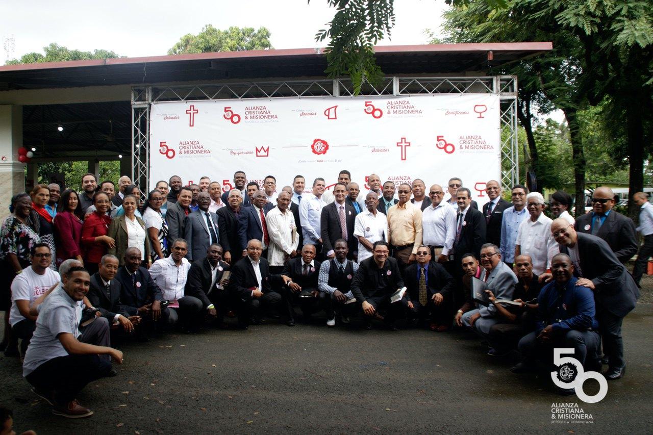 Galería de Fotos del 50 Aniversario de la ACYM Dominicana